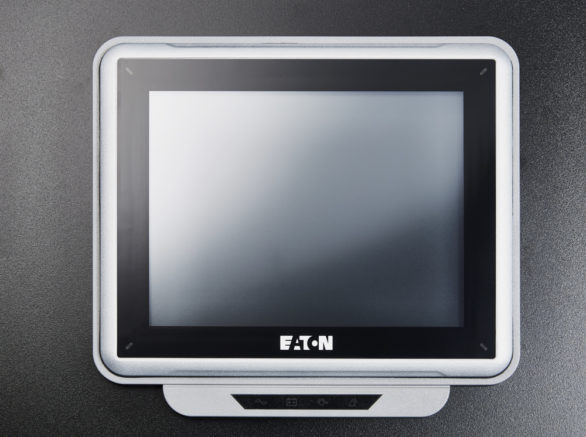 Eaton 9395P Screen Front
