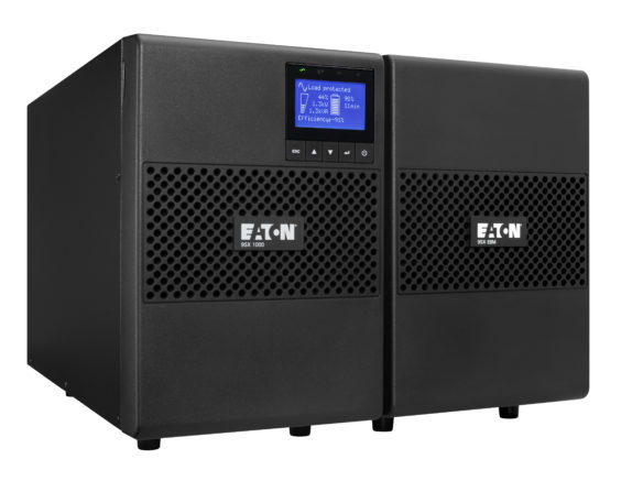 9SX 1kVA Tower With EBM