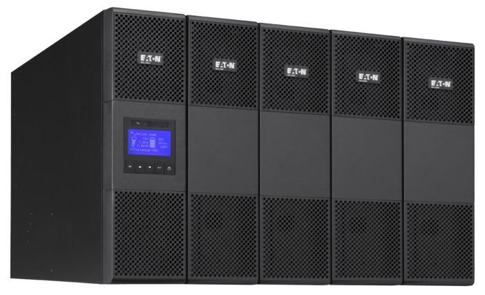 Eaton 9 Sx11K Va With Ebms Tower
