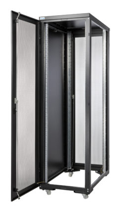 Re Series 42 U Perforated Doors 600Mm With Sides