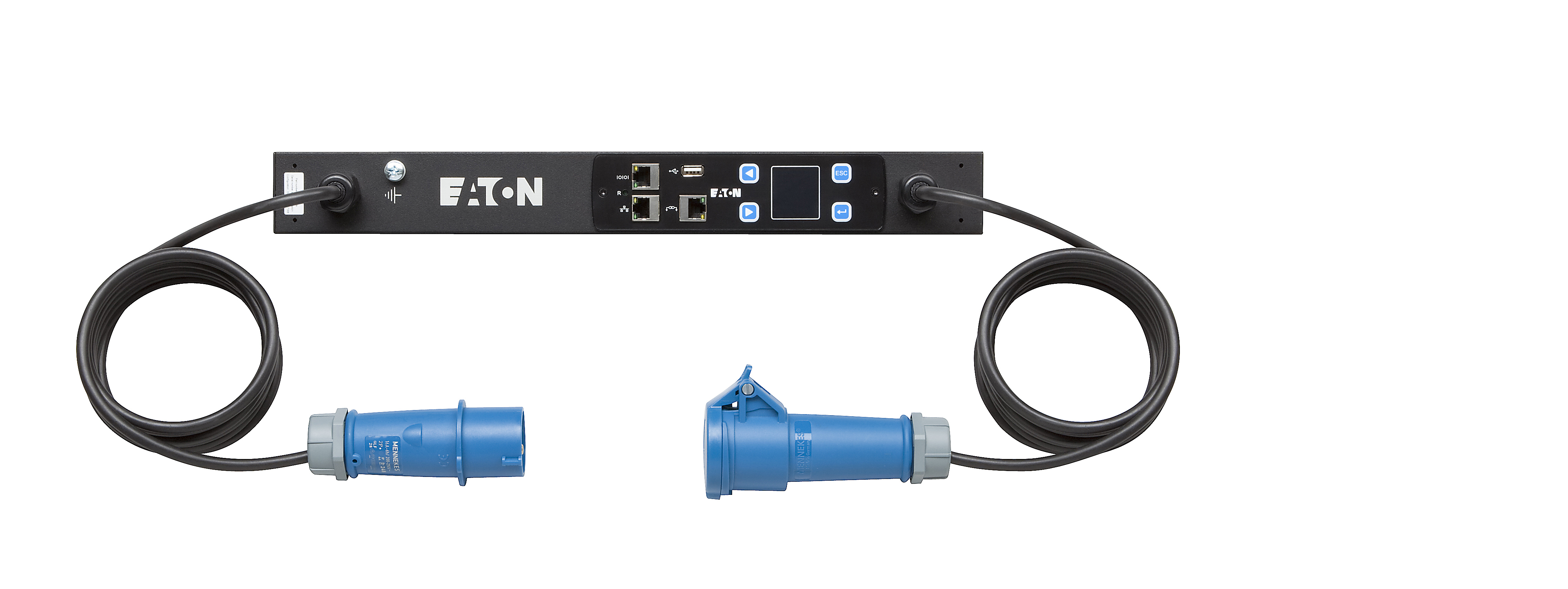 Power Meters In Line : Eaton g in line meter nsse